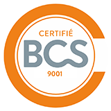 Certification BCS ISO 9001